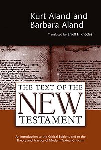 The Text of the New Testament (2nd ed.)