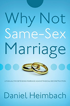 Why Not Same-Sex Marriage?
