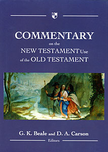 Commentary On New Testament Use Of Old Testament border=
