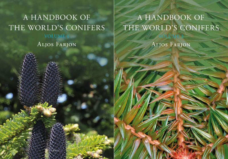A handbook of the World´s conifers 1 en 2
