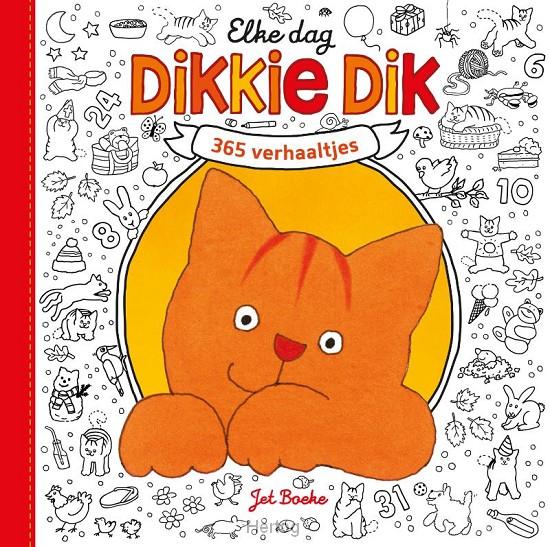 Elke Dag Dikkie Dik 9789025767648