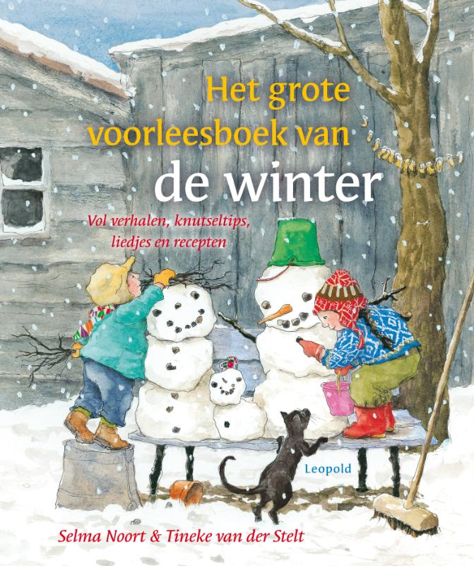 Grote voorleesboek van de winter