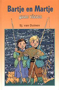 Bartje en Martje gaan vissen