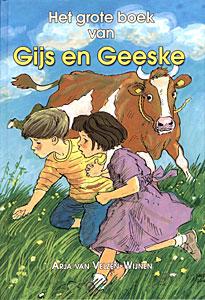 Het grote boek van Gijs en Geeske