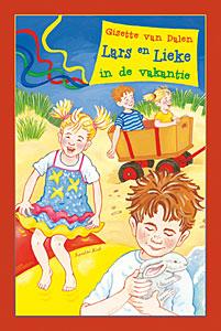 Lars en Lieke in de vakantie