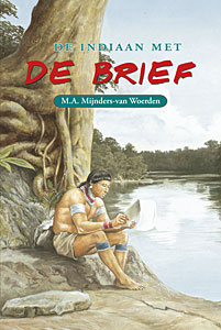 De indiaan met de brief