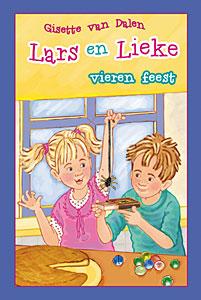Lars en Lieke vieren feest