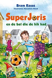 SuperJoris en de bal die de hik had