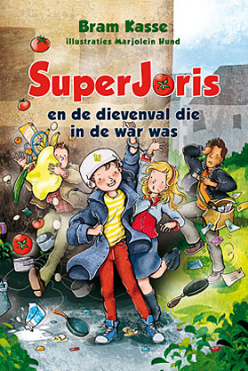 SuperJoris en de dievenval die in de war was