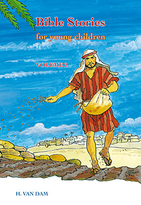 Bible Stories for Young Children, vol. 2