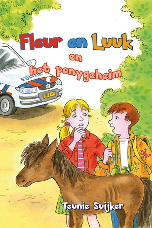 Fleur en Luuk en het ponygeheim
