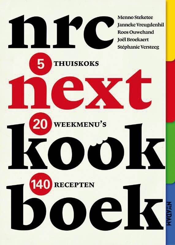 nrc next kookboek