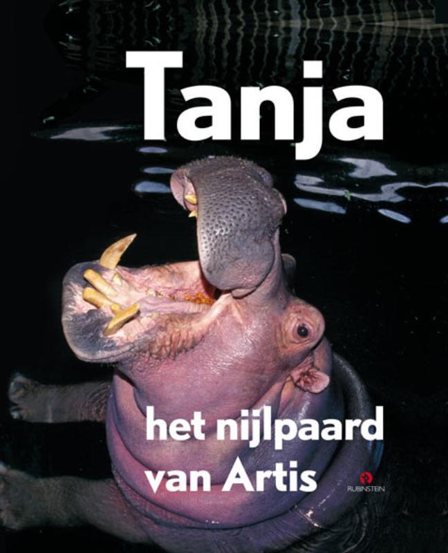 Tanja het nijlpaard van Artis