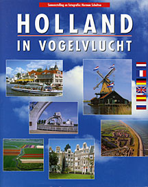 Holland in vogelvlucht