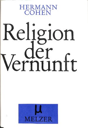 Religion der Vernuft