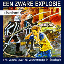 Een zware explosie