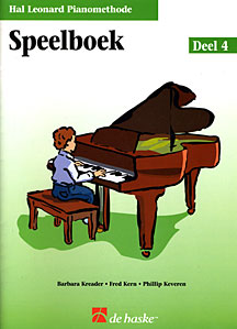 Pianomethode Speelboek 4