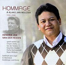 Hommage à Klaas Jan Mulder (2)