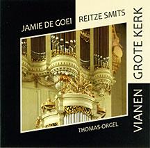 Thomas-orgel Grote Kerk Vianen