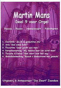 153151834Deel 9 voor orgel Passie Pasen