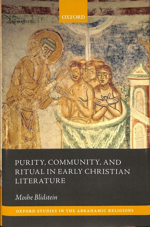 Purity, Community, and Ritual in Early Christian Literature (2e hands)