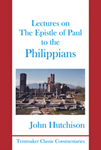 pauls letter to the philippians ttc lectures on epistle of paul to philippians 31105
