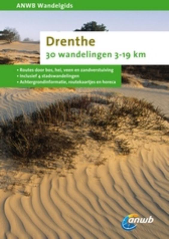 ANWB Wandelgids Drenthe