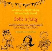 sofie is jarig Sofie is jarig   Luisterboek   9789023993353 sofie is jarig