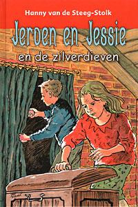 Jeroen en Jessie en de zilverdieven