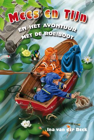 Mees en Tijn en het avontuur met de roeiboot