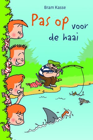 Pas op voor de haai