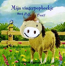 Pelle de Pony vingerpopboekje