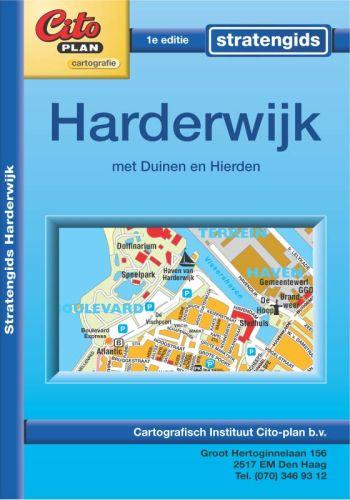 Citoplan stratengids Harderwijk