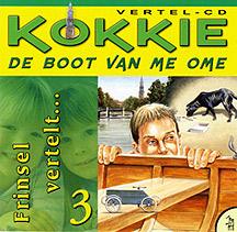 Kokkie 3 De boot van me ome