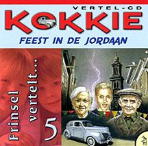 Kokkie 5 Feest in de Jordaan