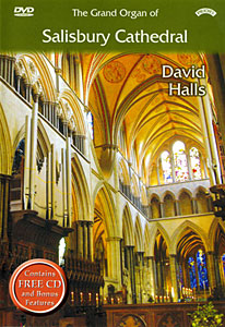 The Grand Organ of Salisbury Cathedral - DVD