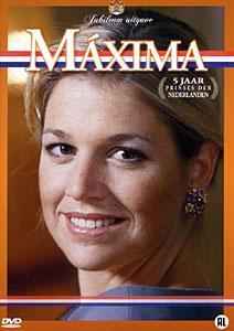 153149568Maxima, 5 jaar prinses der nederlanden