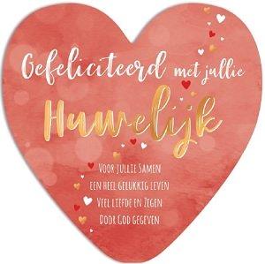 Gefeliciteerd Met Jullie Huwelijk Kaart 65507738