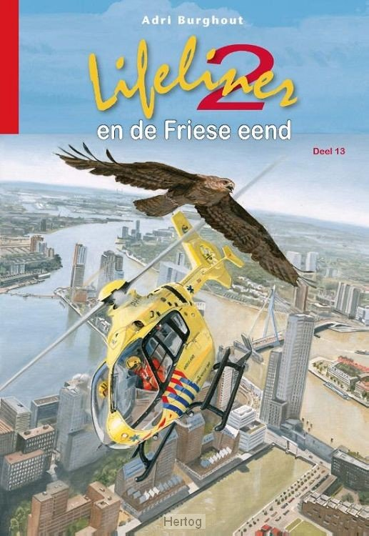 Lifeliner 2 en de Friese eend - deel 13
