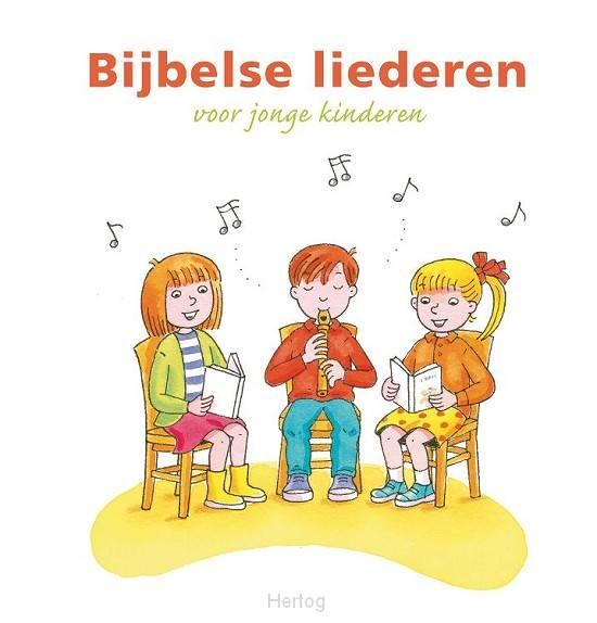 Nieuw Bijbelse liederen voor jonge kinderen - 9789402907308 QI-61