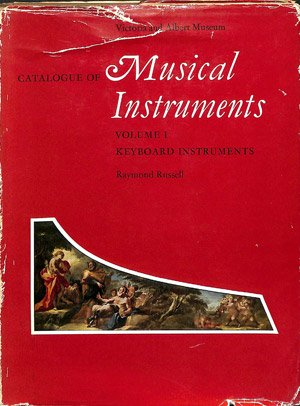 Catalogue of musical instruments: keyboard instruments - deel 1