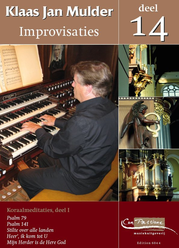 Improvisaties (14) - Notenschrift
